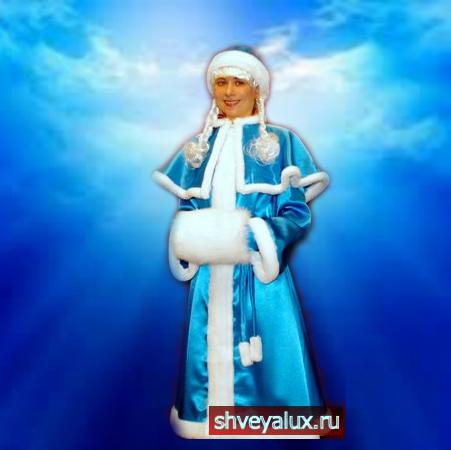 Костюм Снегурочки Ангел