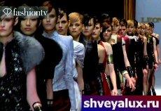 Показ мод 2012 -2013 видео