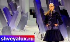 Шанель ледяной показ мод 2012 – 2013 все сезоны видео.