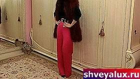 Модные красивые брюки