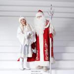 Снегурочка и Дед Мороз Москва фото