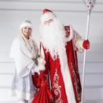 Пригласить Деда Мороза и Снегурочку Москва Подмосковье