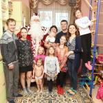 Дед Мороз Алматы фото 2014