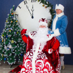 Пригласить Деда Мороза и Снегурочку Алматы