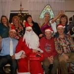 Дед Мороз в Голландии 2014