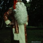 Королевская БОРОДА Деда Мороза бесплатно итоги 2016